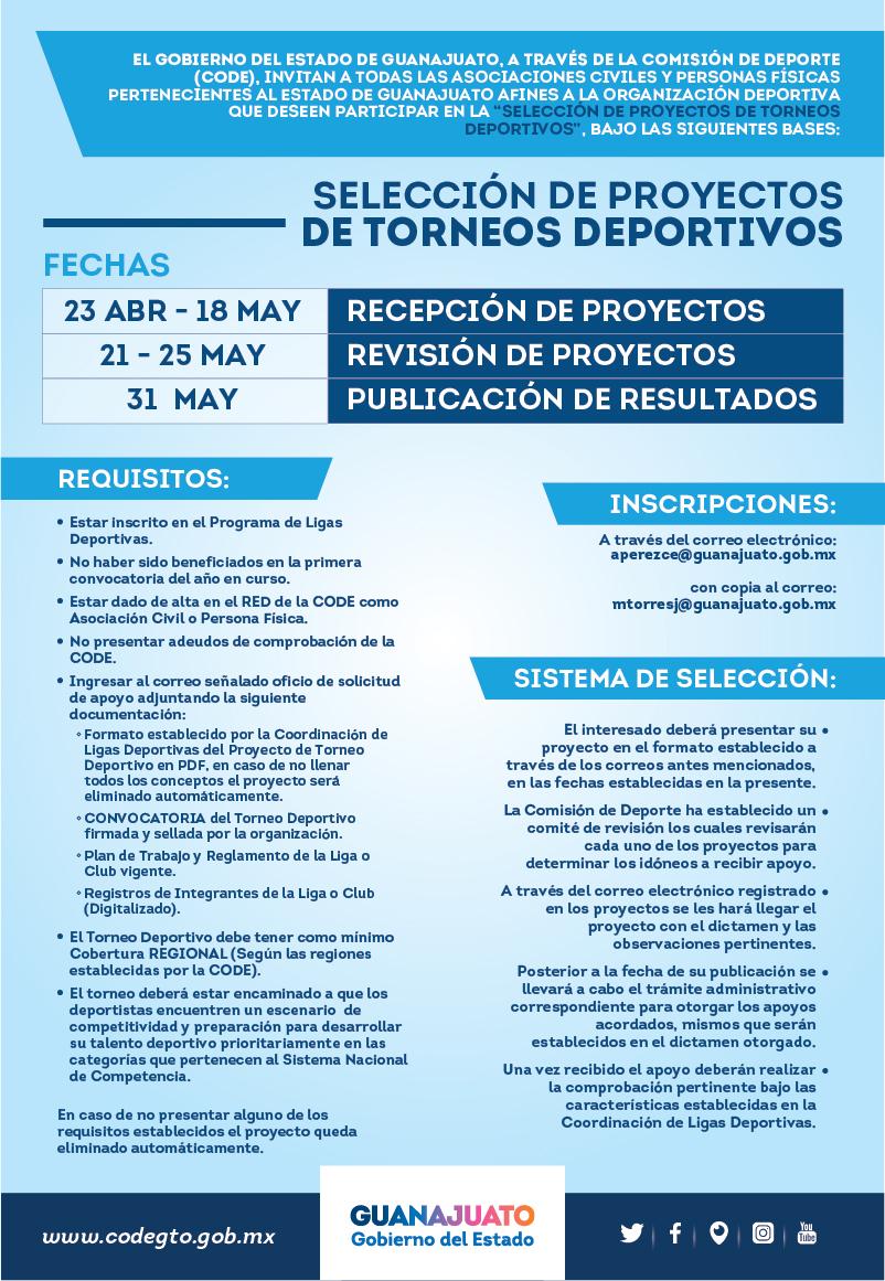 convocatoria PROYECTOS DE LIGAS DEPORTIVAS-01-01