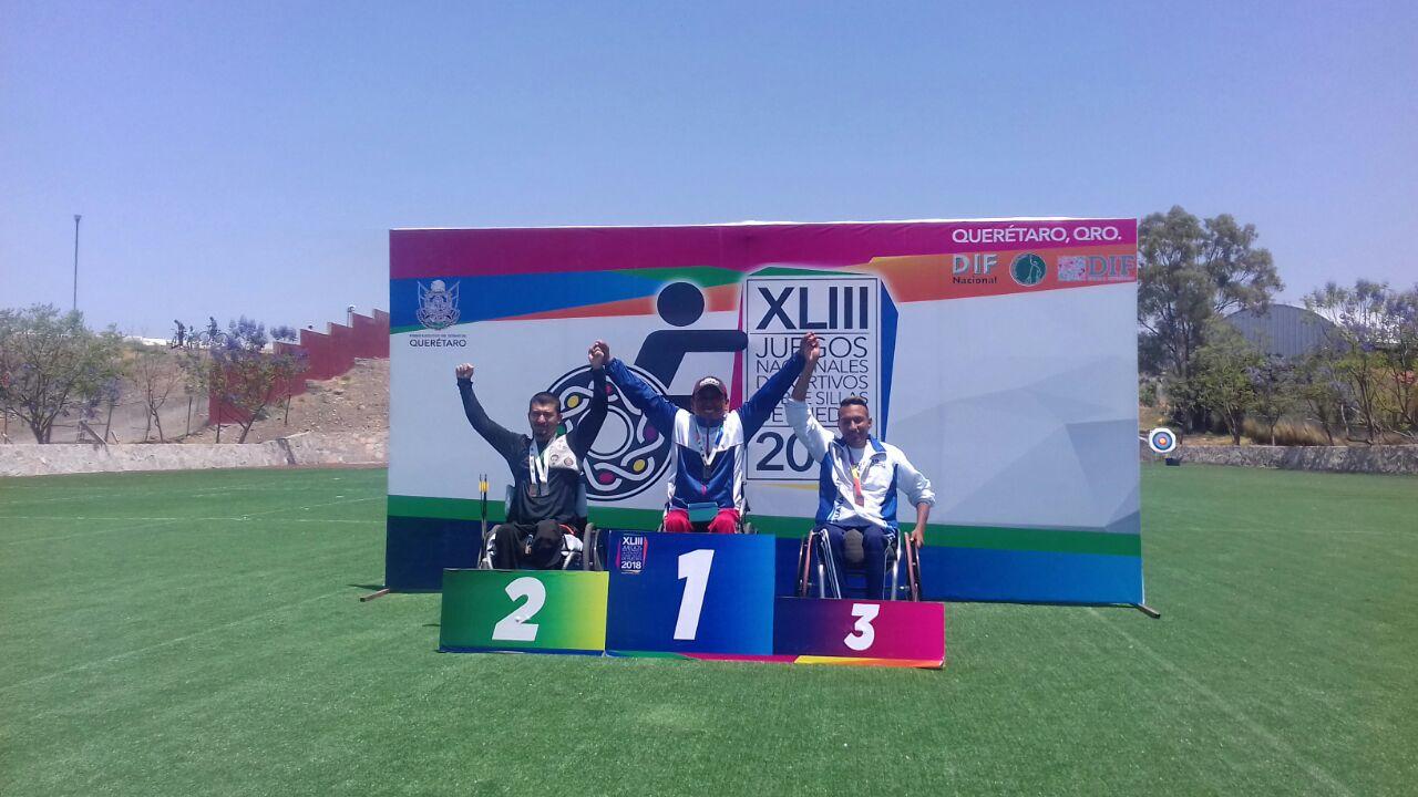 Cierran con 10 medallas nacional de deporte sobre sillas for Oficina nacional de deportes