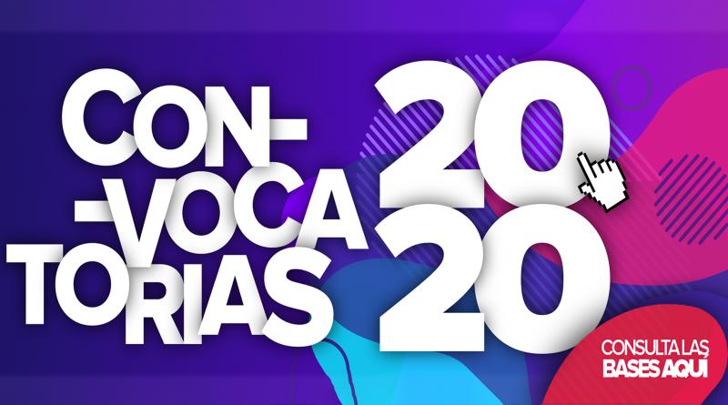 convocatorias 2020-01